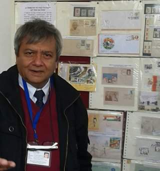 Man from Tricity put his stamp on the world of philately